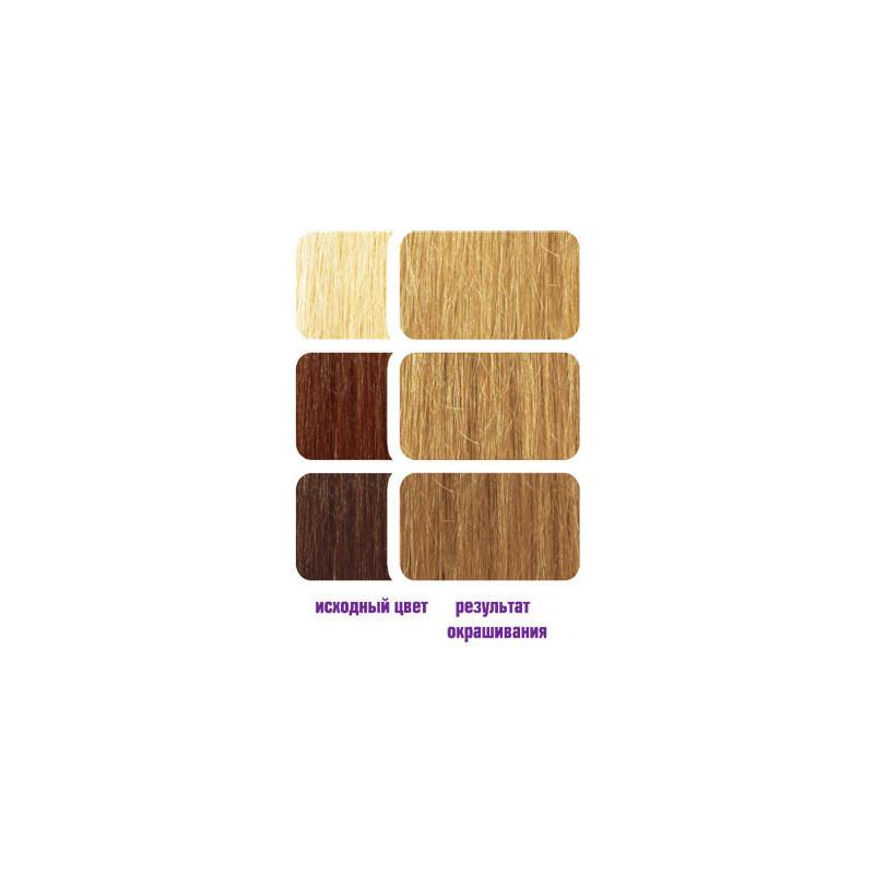 "Краска для волос ""дикая вишня"""