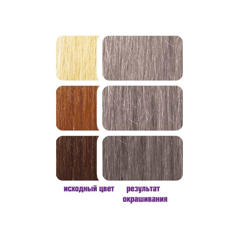 "Краска для волос ""белая акация"""