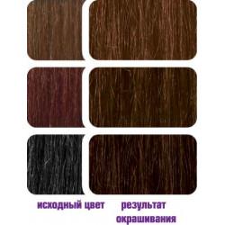 Краска для волос фиона гранат